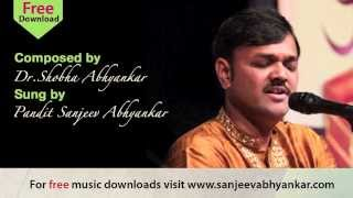 Pandit Sanjeev Abhyankar- Classical - Raag Shivranjani