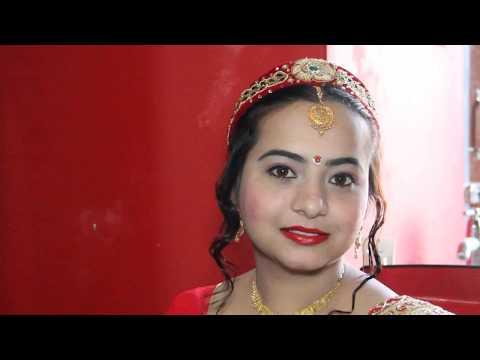 Salina Weds Sunil wedding highlights by Canvas Photoz