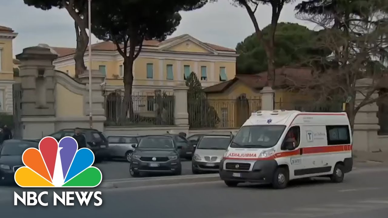 Italy Reports Deadliest Day Of Coronavirus Outbreak | NBC Nightly News