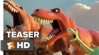 The Good Dinosaur Official Spanish Language Teaser Trailer #1 (2015) - Pixar Movie HD