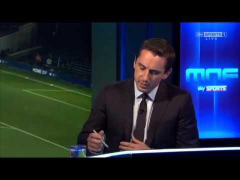 Gary Neville hails incredible Tottenham transformation under Mauricio Pochettino