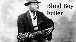 Weeping Willow by Blind Boy Fuller - Guitar Lesson Preview