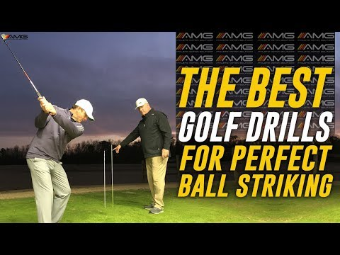 The BEST Drills for PERFECT Ball Striking 🏌️♂️