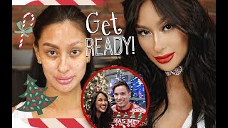 Baixar GRWM! Husband's Ugly Sweater Christmas Party | Classic Holiday Makeup