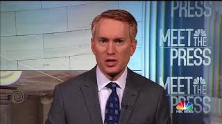 Senator Lankford Discusses Immigration, Border Family Separation on Meet The Press