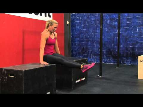 "Reebok CrossFit ONE Movement Demo ""L - Sit"""