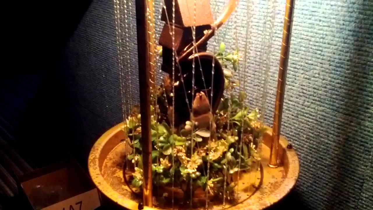 Vintage Rain Lamp. Oil Lamp. Drip Lamp. - YouTube