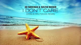 Ed Sheeran & Justin Bieber - I Don't Care (Vasilis Koutonias Remix)