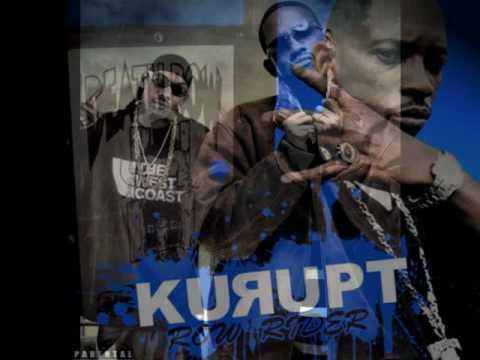 Kurupt Feat Daz Dillinger, Roscoe, Jay-D-Felony - ride with us gangsta remix