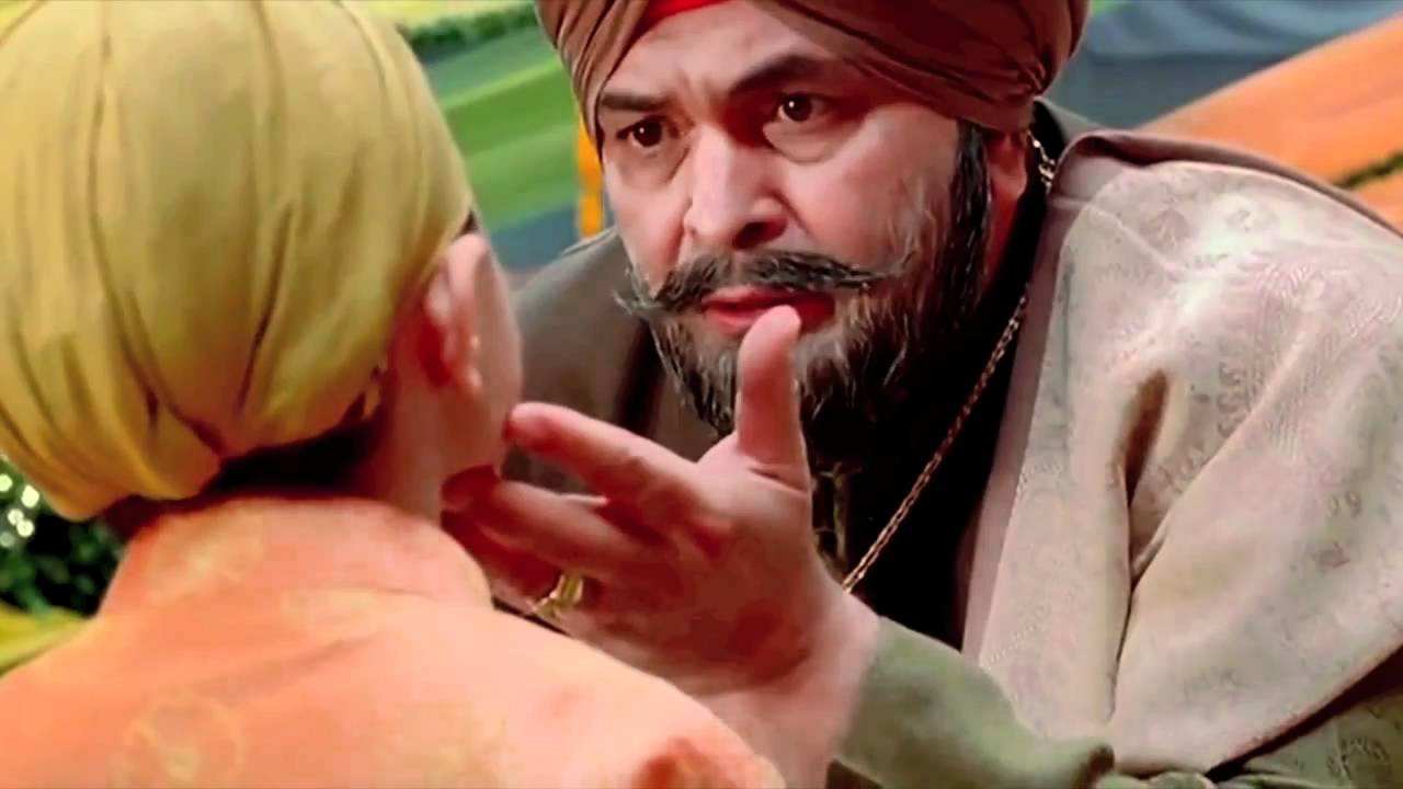 Download PATIALA HOUSE - Jassi Tells Bauji -  Armaan Kirmani, Akshay Kumar, Rishi Kapoor