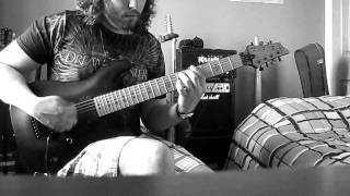 Circus Maximus - Biosfear ( Cover) - Jeremy Page