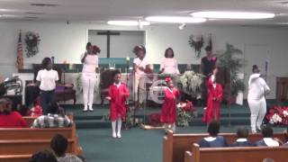 """Guest Of Honor"" Praise Dance By The T. O. G. Youth"