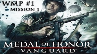 Watch Me Play: Medal of Honor Vanguard! Mission 1
