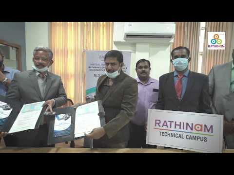Rathinam Centre Of Excellence | Robotics And Automation | SPI Equipments India Private Limited
