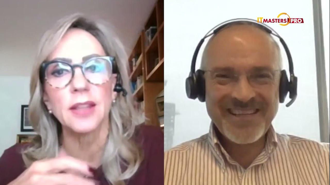 """Salvador Aponte, CIO y CTO de Grupo Alsea: """"Vamos a alcanzar el sueño de la hiper personalización"""""""