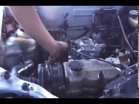 Adaptación de carburador a Daewoo Tico