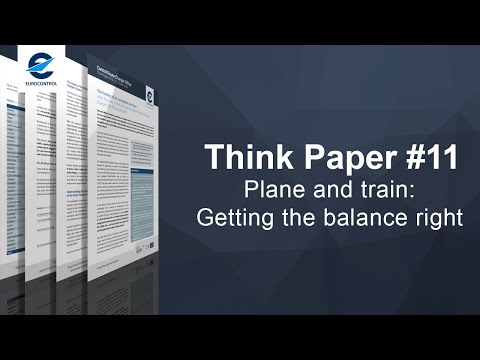 Plane and train: Getting the balance right