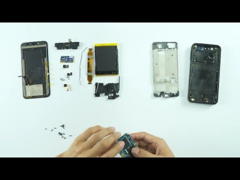 Blackview BV5500 disassemble and assemble,Most Fashionable Rugged phone