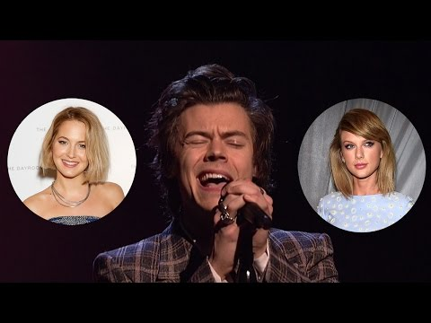 "Thumbnail: Harry Styles' ""Two Ghosts"" Song About Taylor Swift & His New Girlfriend Revealed"