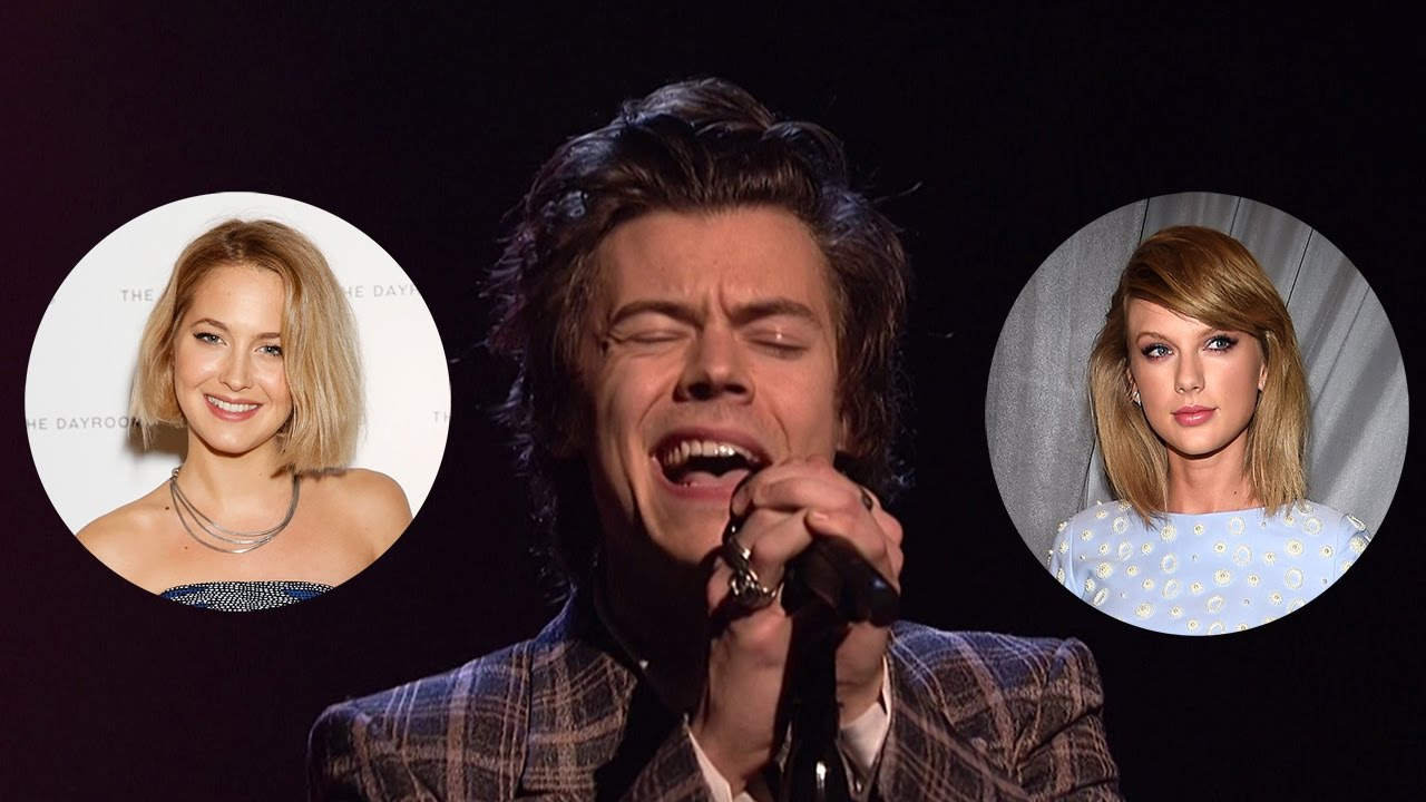 picture Harry Styles' New Song Two Ghosts Really Might Be About TaylorSwift