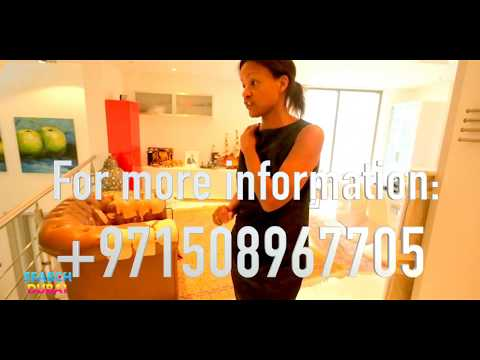 JBR Loft 2 Bedroom Apartment in Murjan 2, Dubai (House Tour)