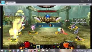 Legend Online:Arena com o bonde dos quadrigêmeos