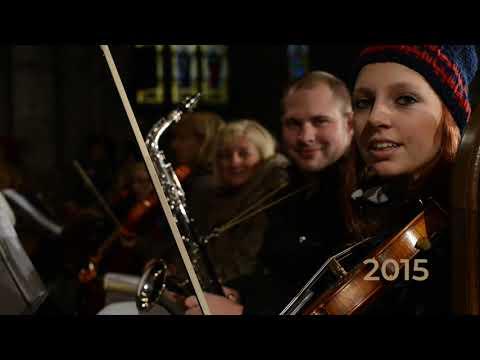 10 Jahre Adventmitspielkonzert Im Kölner Dom