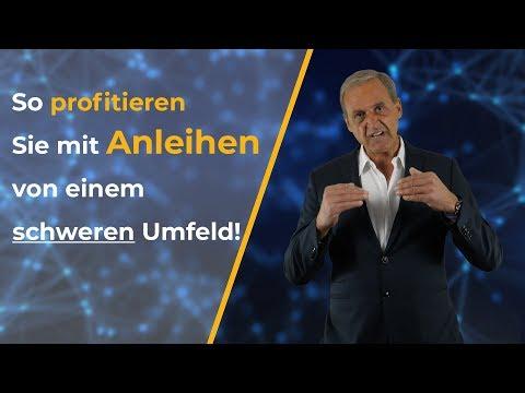 So PROFITIEREN Sie mit Anleihen von einem schweren Umfeld | Florian Homm