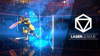 Laser League | Accolades Trailer | PC | Russia