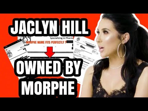 JACLYN HILL OWNED BY MORPHE? thumbnail