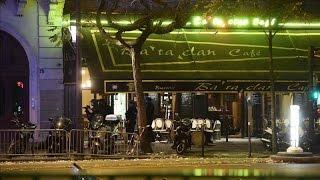 La Policía francesa encuentra decenas de cadáveres en la sala Bataclan