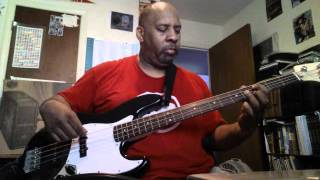 The Soul Seekers - Trouble In My Way (Bass Cover)