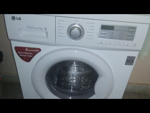 #Drum cleaning# full cleaning of lg washing machine front load#