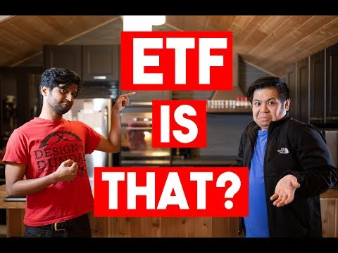 ETF Is That? Couch Potato Investing With Exchange Traded Funds (Canada)