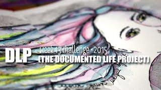 DLP 2015: week 13 with elegant writer calligraphy pen