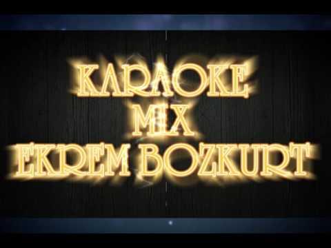 KARAOKE SEN SIVASI SEYRET ( FANTAZI ARABESK ) DJ EKO ( Alt yapi ..Harun Aydin..)