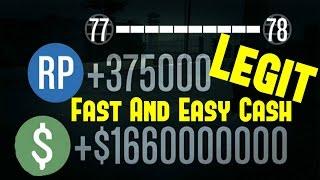 GTA 5 Online - Best Ways To Make Money Fast & Easy In GTA Online! (Best Missions To Farm Money/RP)