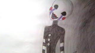 - Drawing Puppet FNAF Рисуем МАРИОНЕТКУ 5 ночей с Фредди