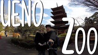 Vlog #17 TOKYO Ueno Zoo
