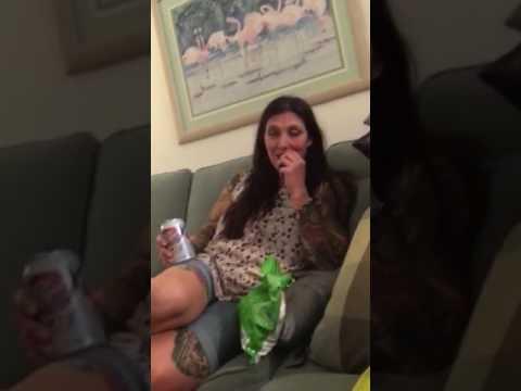 drunked mom