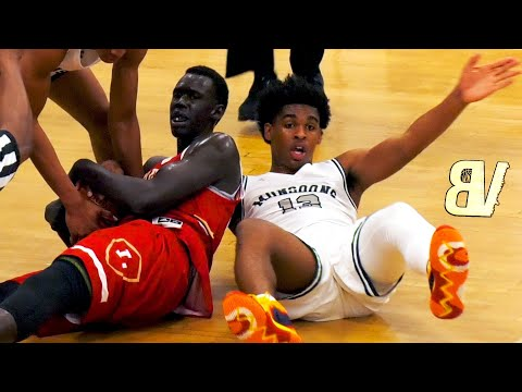 Mayfair PLAYOFF GAME 3 VS OLU: Josh Christopher LEADS Team In Back & Forth Playoff BATTLE!