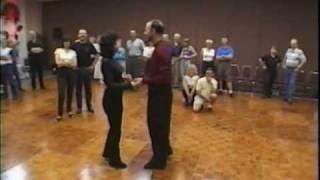 Sexy NC2-Step Dance Class