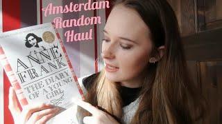 AMSTERDAM HAUL | FOOD, BOOKS & MORE