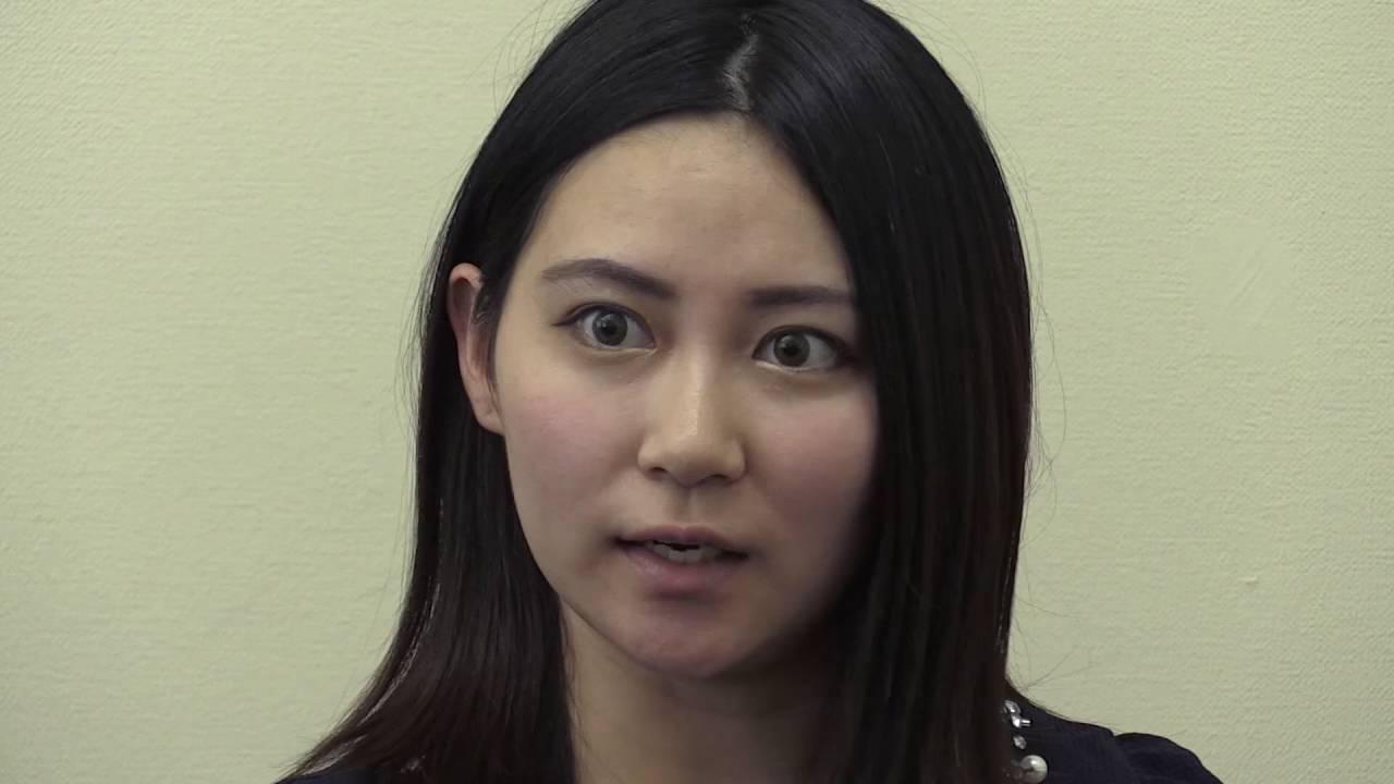 三枝進「マイノリティーレポート」#03 越川アメリ - YouTube
