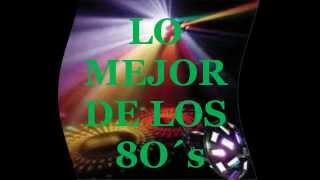 mix de los 80´s musica disco best hits