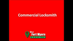 Locksmith Services in North Fort Myers, FL