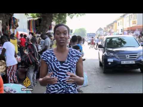 Ghana's traffic congestion wreaks havoc on business