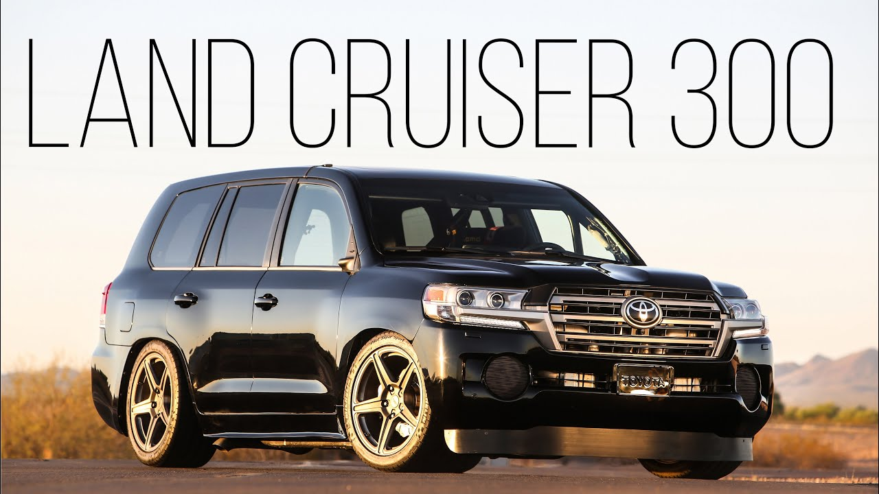 2021 Land Cruiser Overview