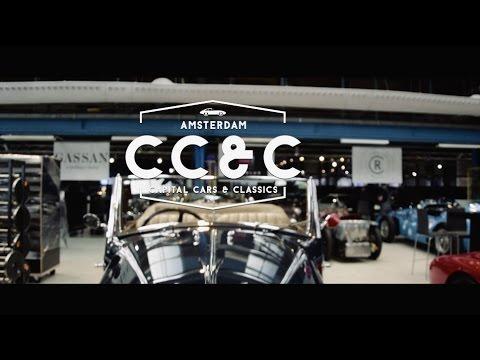 Capital Cars & Classics beurs Amsterdam 2017 - CC-C.NL