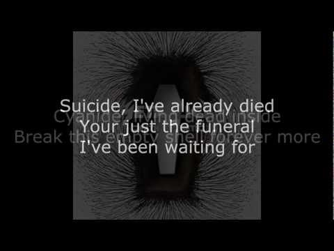 Metallica - Cyanide Lyrics (HD)